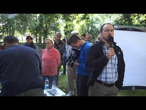 VIDEO: Bouřlivý mítink k protipovodňovým opatřením na Malši