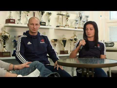 VIDEO: Drbárna (TV Jéčko) – Miroslav Hýsek a Lucie Veithová (TJ Karate)