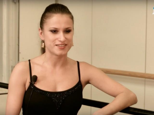 VIDEO: Drbárna na TV Jéčko - baletka Barbora Coufalová